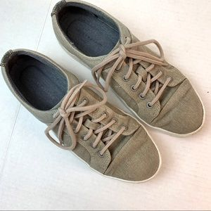 Lucky Brand canvas sneakers 8